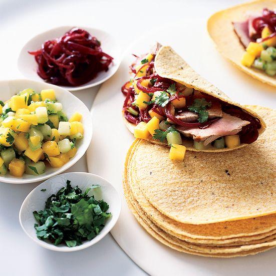 Best 25+ Tuna tacos ideas on Pinterest | Tuna fish recipes ...