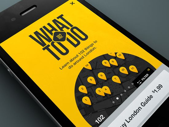 City Guides by Rally Interactive #UI
