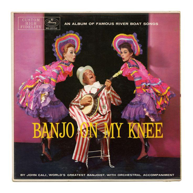 Banjo On My Knee John Cali Mercury Records/USA (1959)
