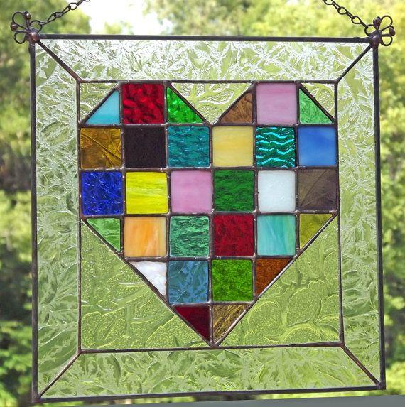 Glas in lood, staat ook nog op mijn want-to-do-list ;-)
