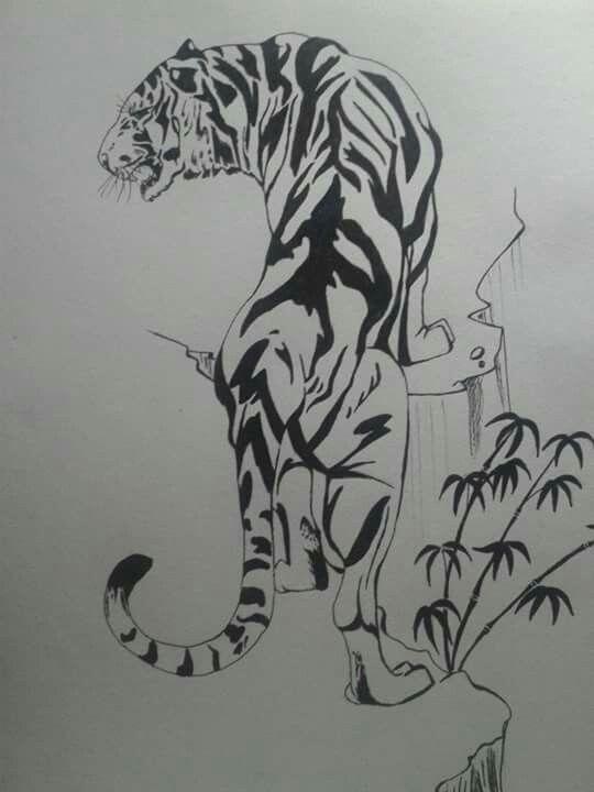 Tiger by JuhVik