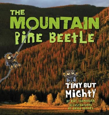Describes the mountain pine beetle and how it has caused an epidemic of dead trees in the Rocky Mountains.
