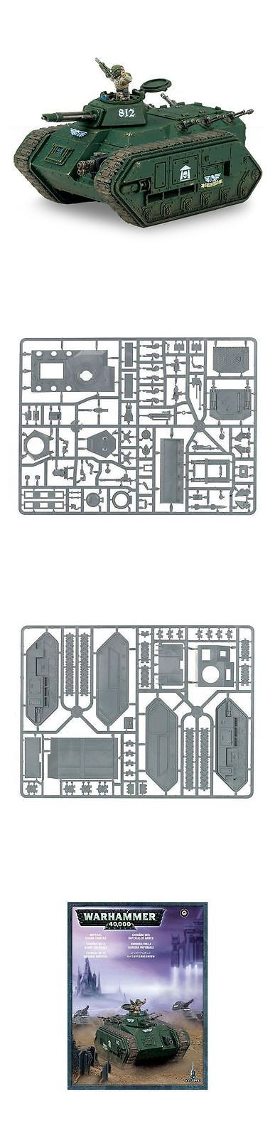 Other 40K Items 31399: *New* Astra Militarum Imperial Guard Chimera Apc Warhammer 40K *Unassembled* -> BUY IT NOW ONLY: $31.66 on eBay!