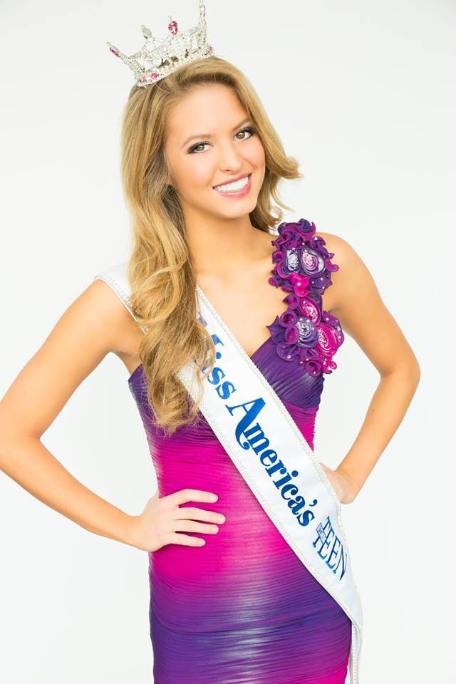 Miss America's Outstanding Teen 2013 Rachel Wyatt