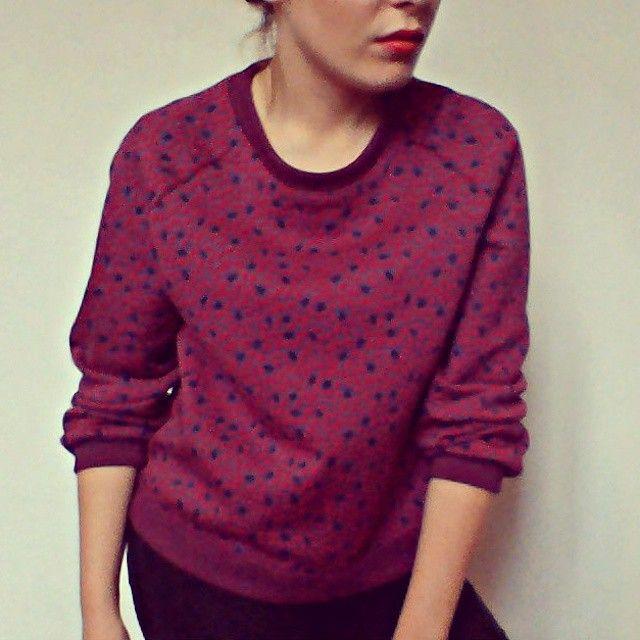 Funky Handmade sweatshirt - Knitwear