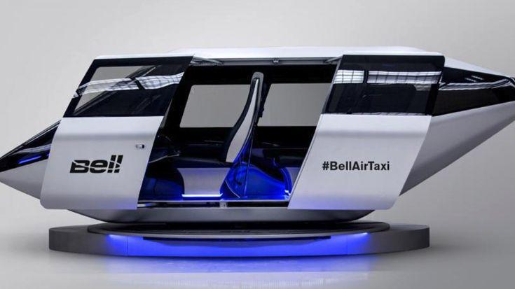Los taxis aéreos de Uber y Bell reducirán los gastos en secuestros express de las multinacionales