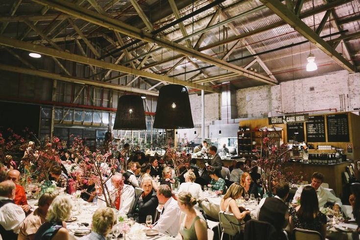 Kitchen By Mike, Sydney. Susie and Julian wedding by @larahotz. #wedding #weddingvenue #australia
