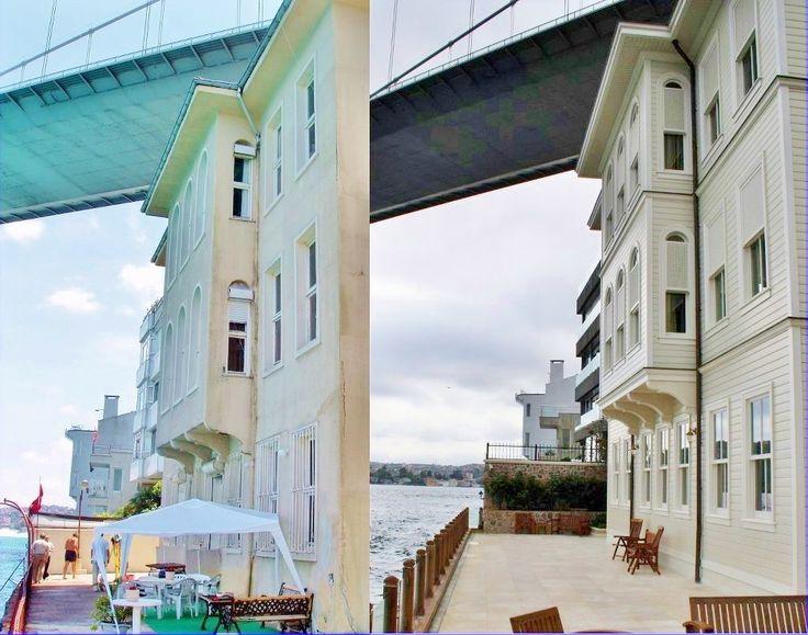 Restorasyon Öncesi ve Sonrası, Restorasyon Örnekleri, Öztek Mimarlık Restorasyon