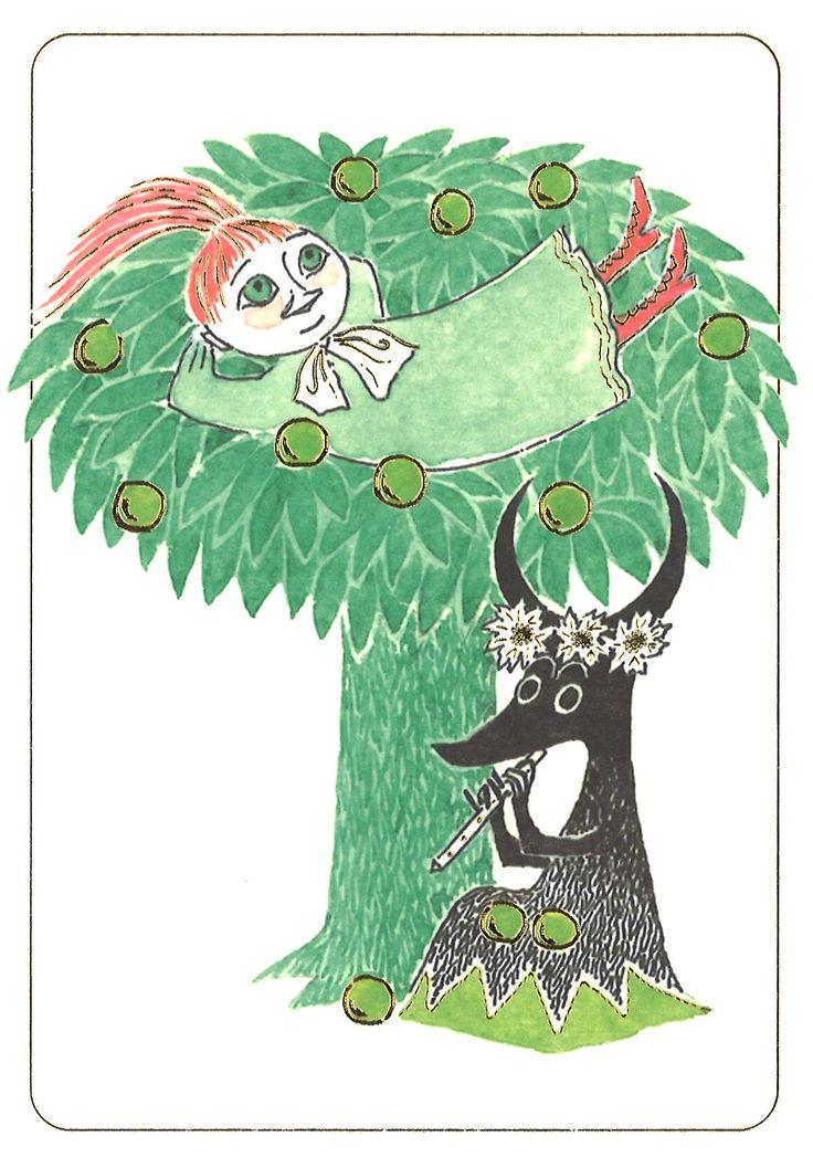 Mymmeli puussa