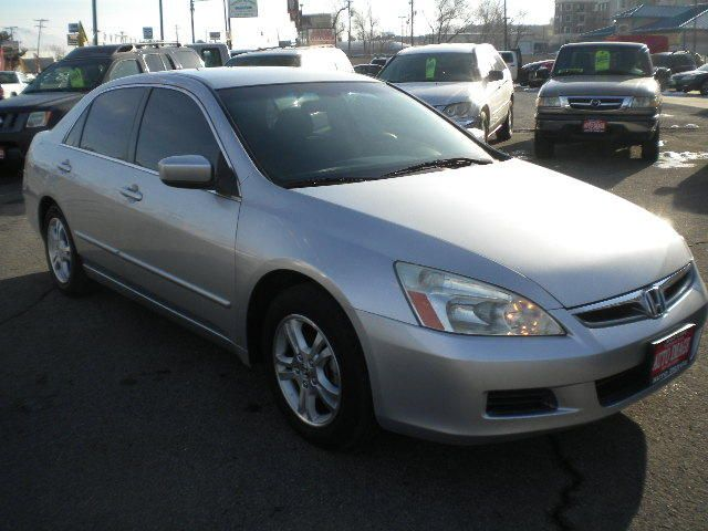 2007 Honda Accord LX $6,795 AUTO IMAGE 4180 S. State, SLC