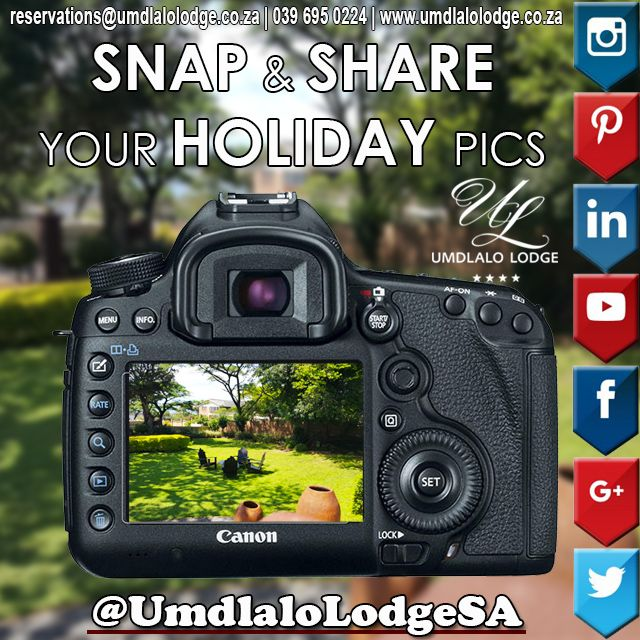 Snap & share your #epic #holiday pictures by tagging @UmdlaloLodgeSA #WowSouthAfrica #GottaLuvKZN #IloveSA