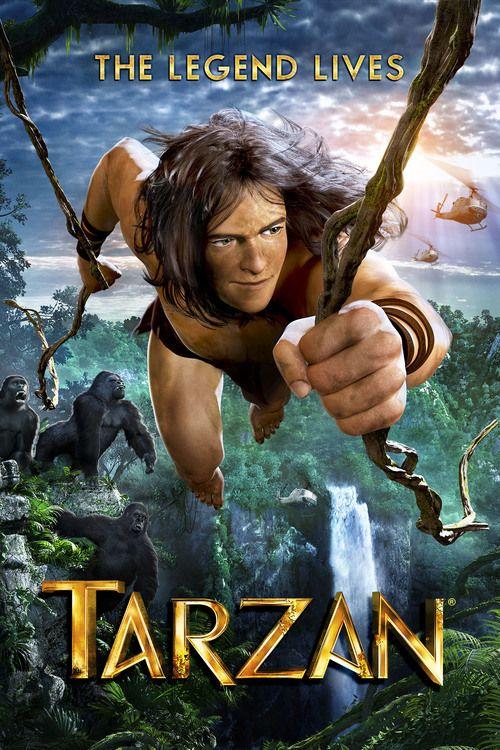 Watch Tarzan Full Movie Online