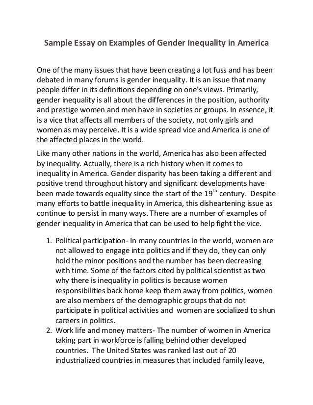 the best gender equality essay ideas i muslim  gender inequality in sports essays performance professional