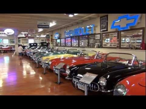 WOW! Click Play to watch this incredible video! This video by www.LegendaryCollectorCars.com is of the Dennis Albaugh Private Collection of every Chevy Convertible built between 1913 and 1975. The collection is located in Ankeny Iowa but is not open to the public. It contains not only every convetible but numerous other very rare and important Chevrolets including Yenkos, Copos, and even a Holden!