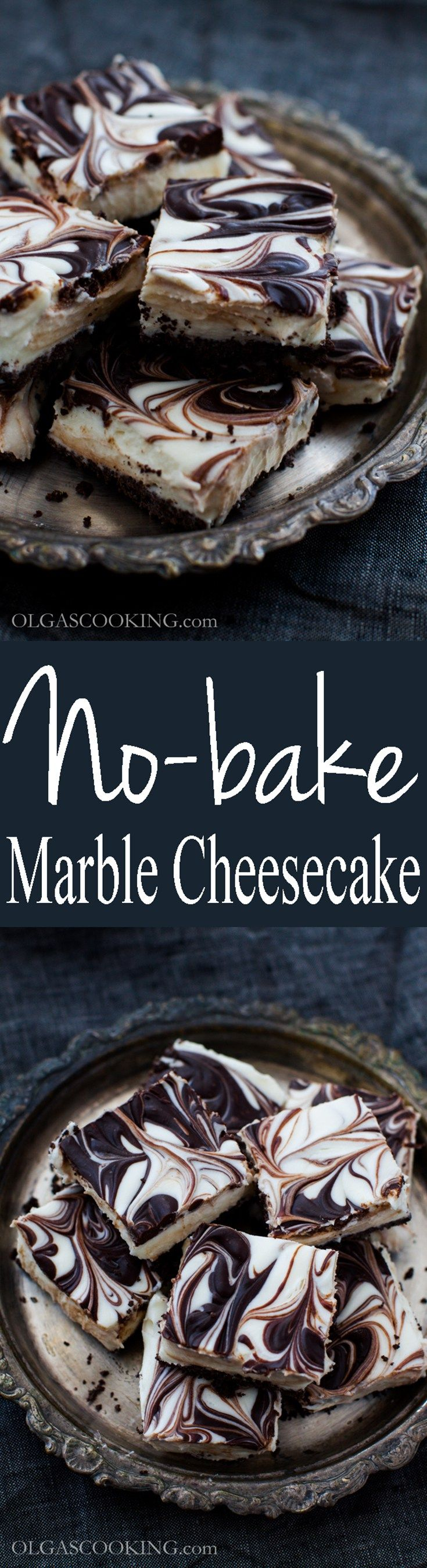 No-bake Marble Cheesecake Bites                                                                                                                                                                                 More