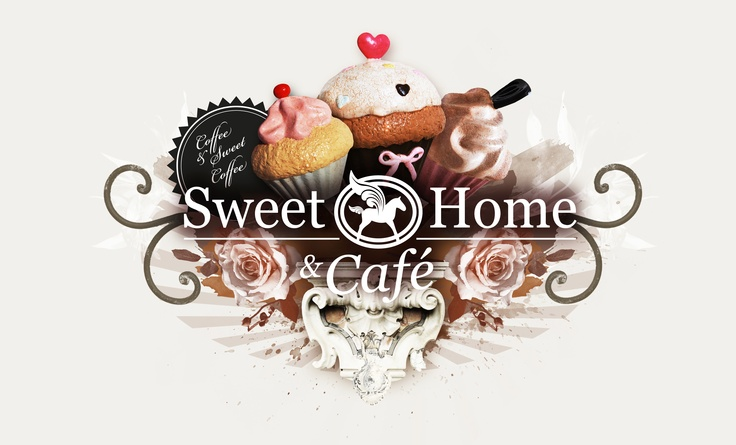 Sweet Home & Cafe'   Częstochowa   Poland   by Ewelina Sośniak