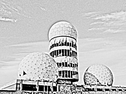 Popular Teufelsberg Hill a hill made out of the rubble of WWII where we spied