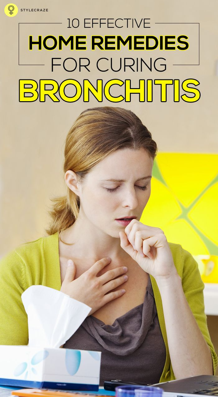 Acute bronchitis is a rather common infection afflicting at least 1 out of 10 persons you meet on your way to work! Here are a few simple home remedies for bronchitis that you may never have thought could come in handy to treat bronchitis.  #homeremedies