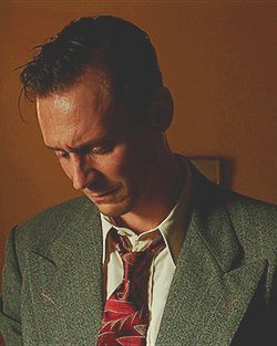 """Tom Hiddleston as Hank Williams in I Saw The Light. (""""Keeping Tabs on Hank"""", scene deleted). #WilliamsWednesday"""