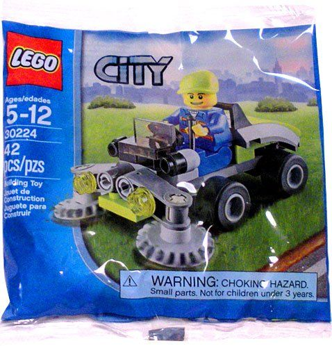 Lego City 30224 Ride on Lawn Mower LEGO http://www.amazon.com/dp/B00EMCFG9M/ref=cm_sw_r_pi_dp_PzrNtb0SWJGKJ776