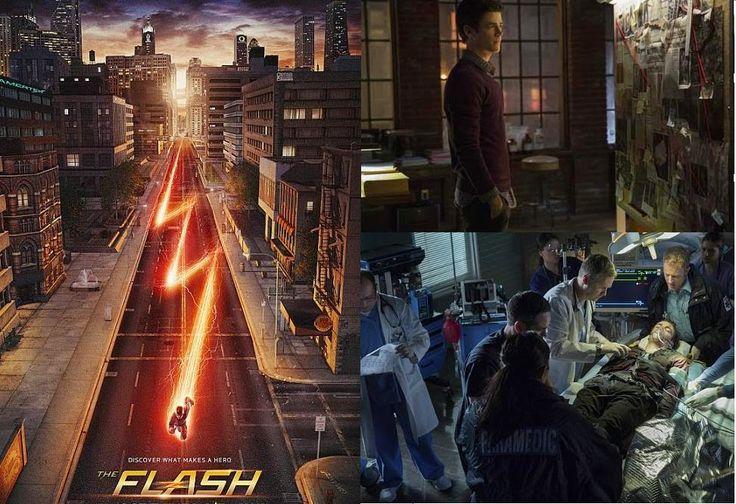 Καινούργιες αμερικάνικες σειρές που θα μας καθηλώσουν από το φθινόπωρο του 2014 | Passionate Life : The Flash