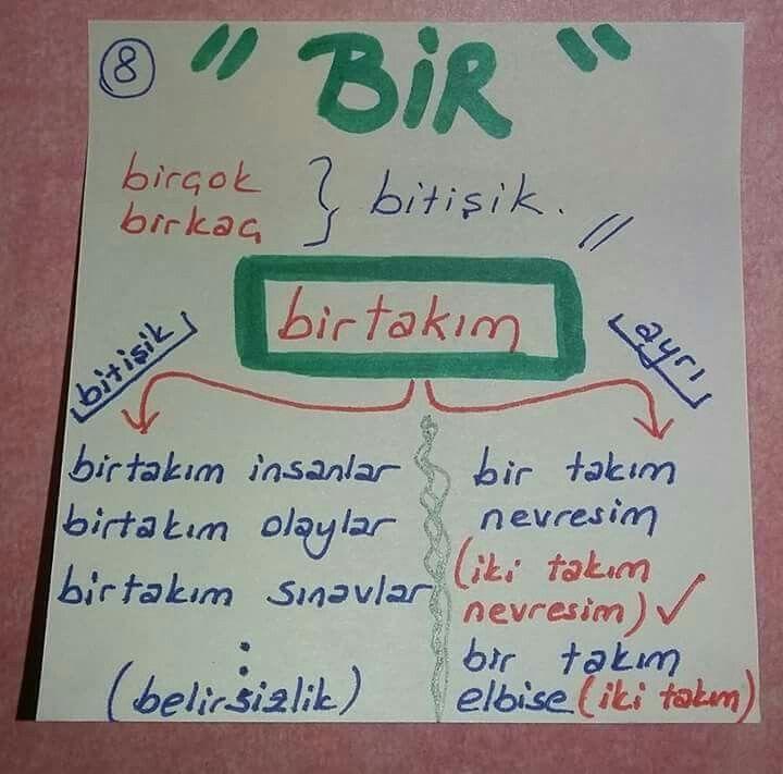 Bir türkçe kpss