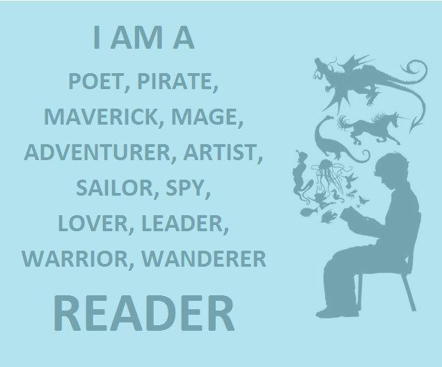 I Am A Reader!: