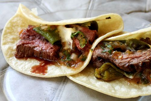 Grilled steak tacos | Jamie Oliver's Wife | Pinterest