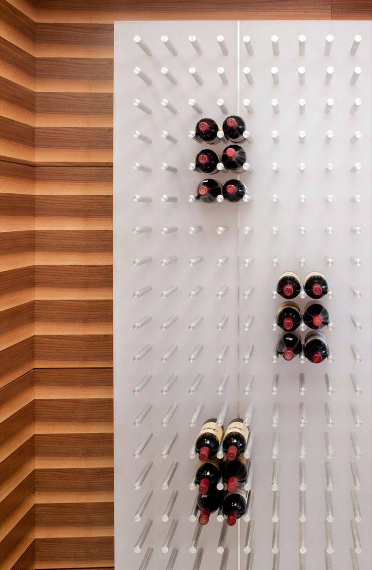 Wine Bottle Storage Angle Top 25 Best Modern Kitchen Wine Racks Ideas On Pinterest