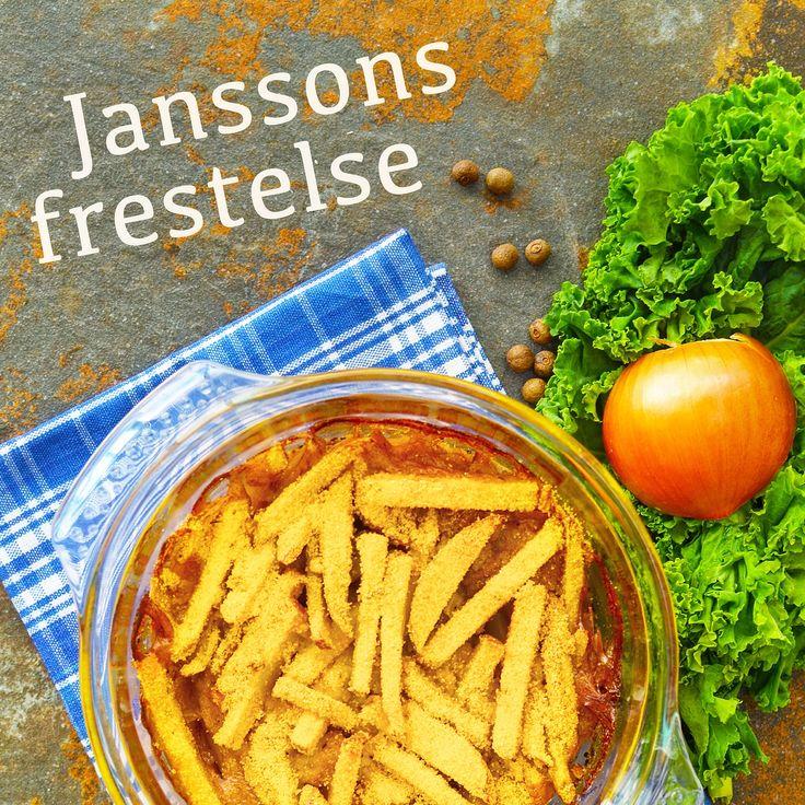Janssons frestelse! Receptet finns i meny 21. 😊  www.allaater.se