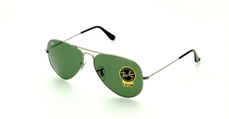 Ray Ban Aviator 3025 (RB3025 – 3236) gun (metal)