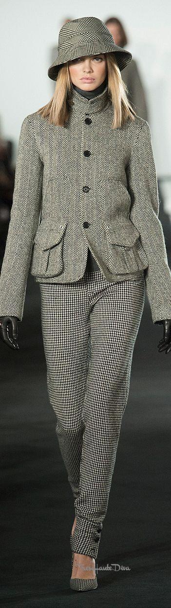 ~ Ralph Lauren NY F/W 2018 RTW ~ | Tres Haute Diva | treshautediva.com