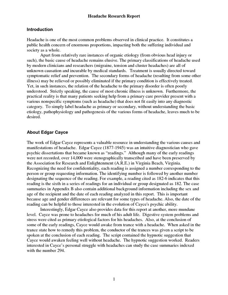 Introduction Paper Research Writing Overview A Critical Aspect