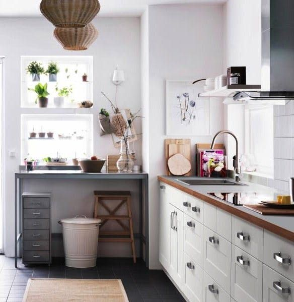 Ikea Kitchen Top: 17 Best Ideas About Ikea Kitchen On Pinterest