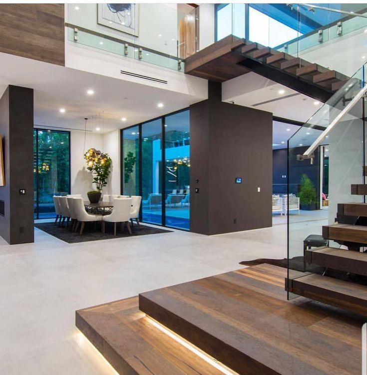 Design d\'intérieur | Maison design, Maison moderne interieur ...