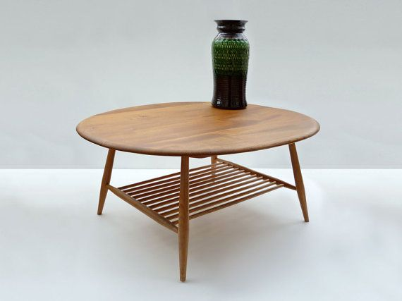 Ercol Coffee Table Classic mid century design. by MonsieurRenardsAttic