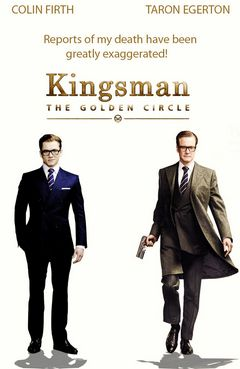 Kingsman: The Golden Circle Full Movie Watch Online - Movie Synopsis: When an attack on the Kingsman headquarters takes place and a new villain rises, Eggsy and Merlin are forced to work together with the American agency known as the Statesman to save the world.