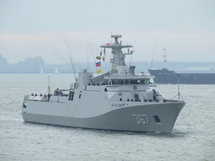 KRI Iskandar Muda (367) merupakan kapal ketiga dari korvet kelas SIGMA milik TNI Angkatan Laut. KRI Iskandar Muda merupakan sebuah korvet yang dibuat oleh galangan kapal Schelde, Belanda dimulai pada tahun 2006 khusus untuk TNI-AL. Bertugas sebagai kapal patroli dengan kemampuan anti-kapal permukaan, anti-kapal selam dan anti-pesawat udara.