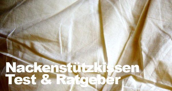 Nackenstützkissen im Test: Ich zeige Ihnen die besten Kissen... http://www.nackenkissen-abc.de/nackenstuetzkissen-im-test