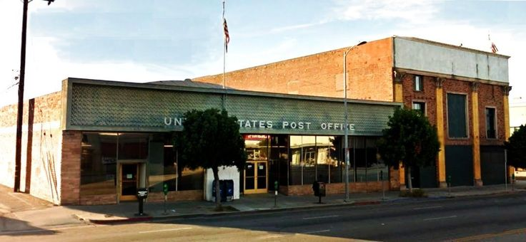 West Los Angeles Post Office located at 11420 Santa Monica Blvd....... Zip code 90025…..City Aliases for Zip code 90025: West Los Angeles, W Los Angeles, WLA, Los Angeles. Photo taken 2016 and the old Masonic Building is shown to the right located on SE corner of Butler avenue and Santa Monica Blvd. (Route 66).