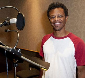 Phil LaMarr: Hermes from Futurama, Samurai Jack, Wilt from Fosters Home for imaginary friends, Carver from the Weekenders.