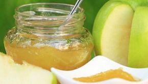 Mermelada de manzana verde   Recetas de Johanna Prato