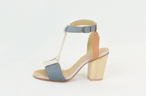 Perfect summer shoe by &Attorney. Designed and made in Melbourne.
