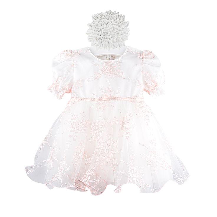 Tulle dress for baby girl #annebebe