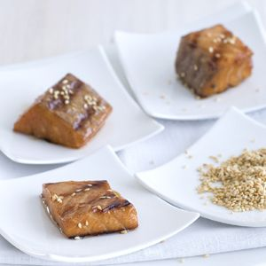 Recept - Zalm teriyaki - Allerhande