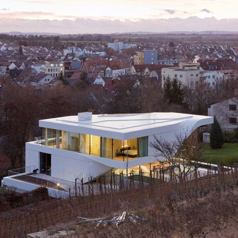 Haus am Weinberg<br /> by UNStudio
