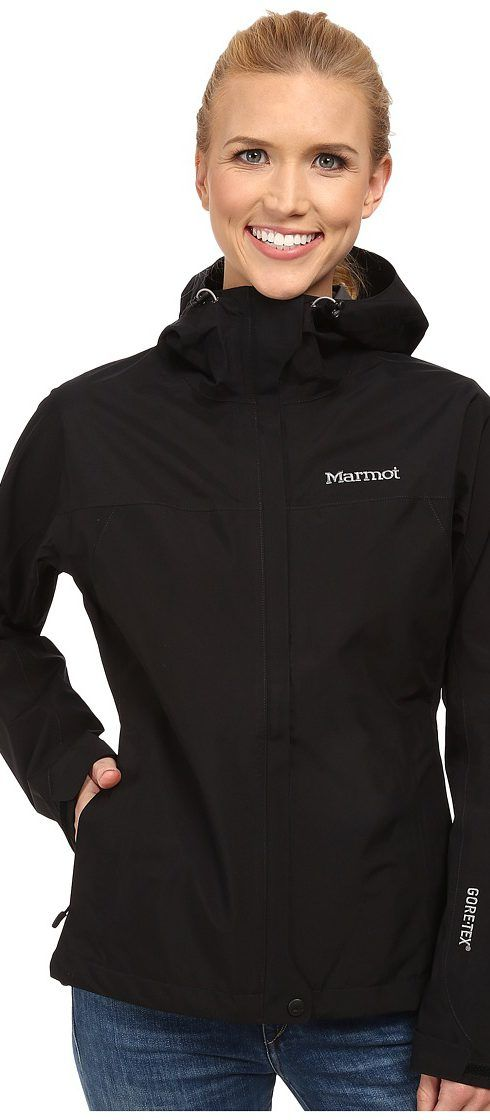 Marmot Minimalist Jacket (Black) Women's Coat - Marmot, Minimalist Jacket, 1154-001, Women's Athletic Outdoor Performance Clothing Jackets Waterproof/Breathable, Coat, Top, Apparel, Clothes Clothing, Gift, - Fashion Ideas To Inspire