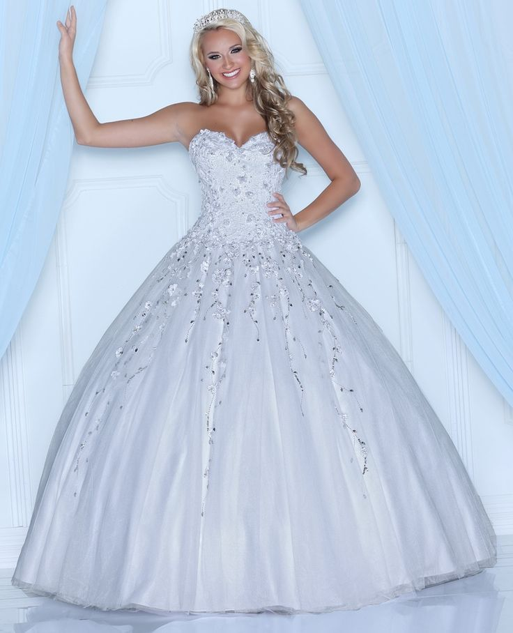 Q by DaVinci Quinceanera Dress Style 80210