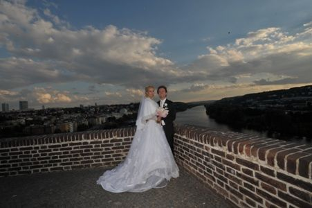 Wedding in Prague - Vysehrad