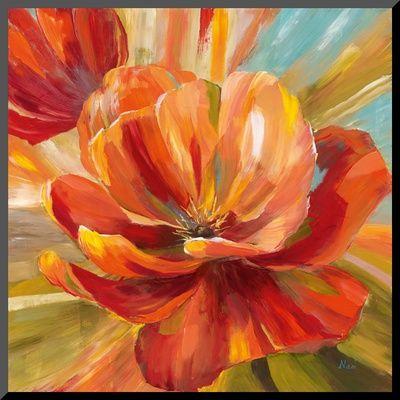 Island Blossom II Póster por Nan en AllPosters.com.ar.
